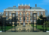Kensington Palace and Afternoon Tea