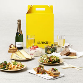 Selfridges Picnic Box